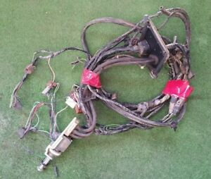 Wiring Harness Dash to hideaway headlight Galaxie 500 Ford ...