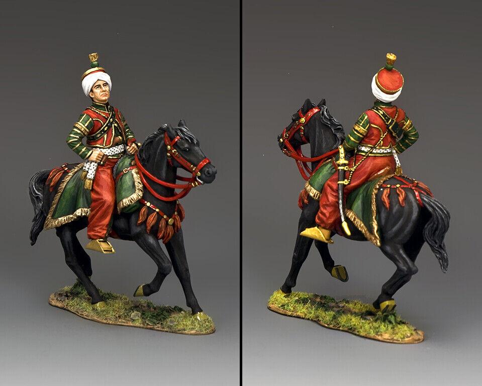 KING AND COUNTRY Napoleon's Mameluk Bodyguard Roustan Roustan NA440