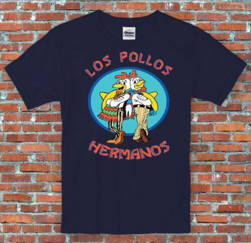"""T-Shirt S-2XL /""""Los Pollos/""""Breaking Bad"""