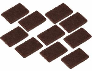 Flex-10x-1-Hook-Abrasive-Fleece-39x60mm-A240-258-302-for-st-1005-Ve-258302