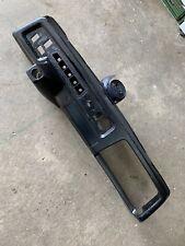 John Deere Gator 6 X 4 2 X 4 Dash Panel M127229 Used 321