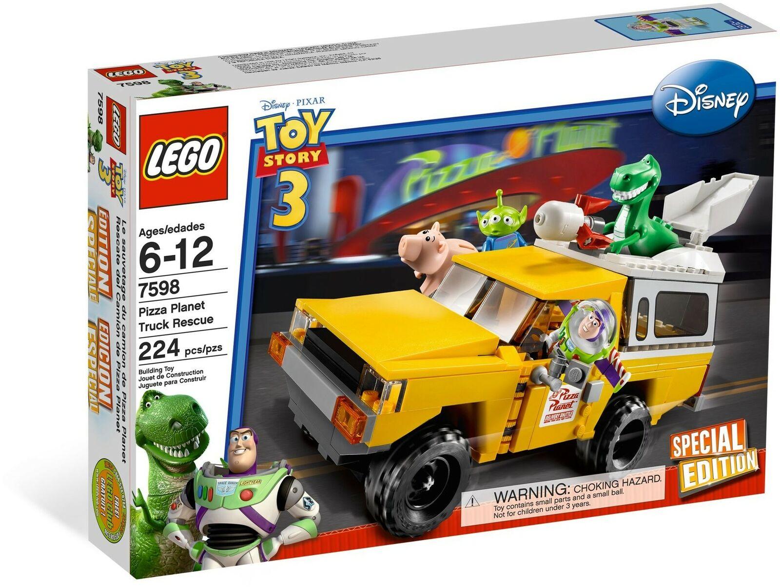 Nuevo Lego Toy Story 7598