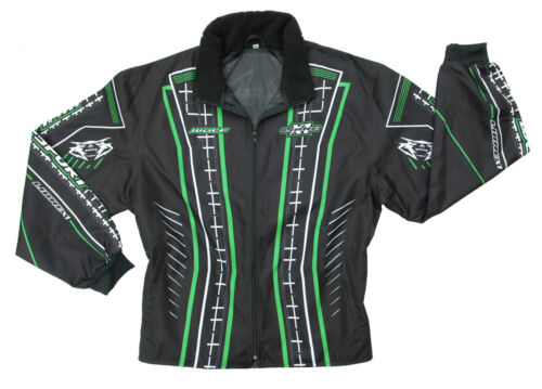Wulfsport libre green ride jacket size XL motocross motorbike MX leisure