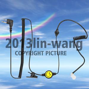 1-wire Earpiece earbud For Motorola GP88 P040 PRO1150 RDU2080D RDU2020 Portable