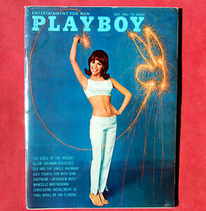 Playboy-July-1965-Fine-5-0-6-5-Playmate-Gay-Collier-Little-Annie-Fanny
