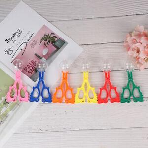 Plastic-Bug-Insect-Catcher-Scissors-Tongs-Tweezers-For-Kids-Children-Toy-wr