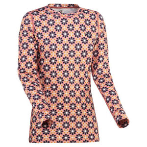 Kari Traa Womens Fryd LS Baselayer Top | Long Underwear | 622522