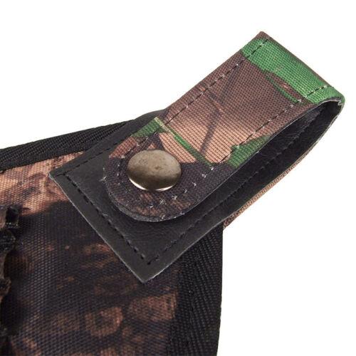 Bogenschießen Pfeil Tasche Halter Jagd Schießen Oxford-Stoff Leichtgewichtler