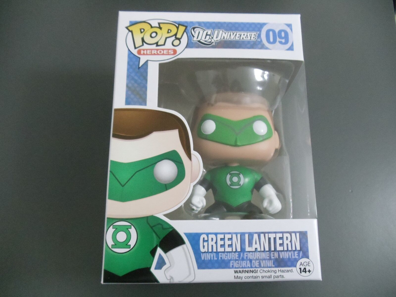 FUNKO POP DC GREEN LANTERN EXCLUSIVE 09
