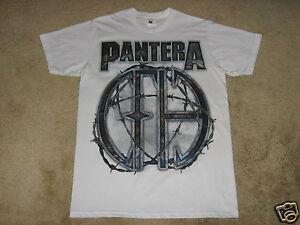 PANTERA T-shirt 81 New Authentic Métal S M L XL 2XL