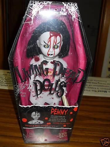 comprar marca Penny Penny Penny Living Dead Doll Hong Kong Raro 666 un. Exclusivo  la mejor oferta de tienda online