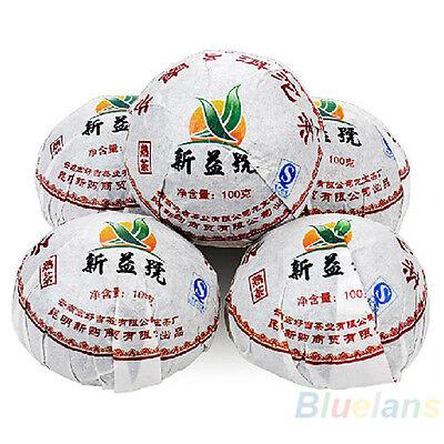 Hot Selling! Xin Yi Hao Menghai Tuo Cha Puer Tea 100g Ripe BB4U