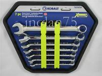 Kobalt 7 Pc Piece Xtreme Access Universal Sae & Metric Mm End Wrench Tool Set
