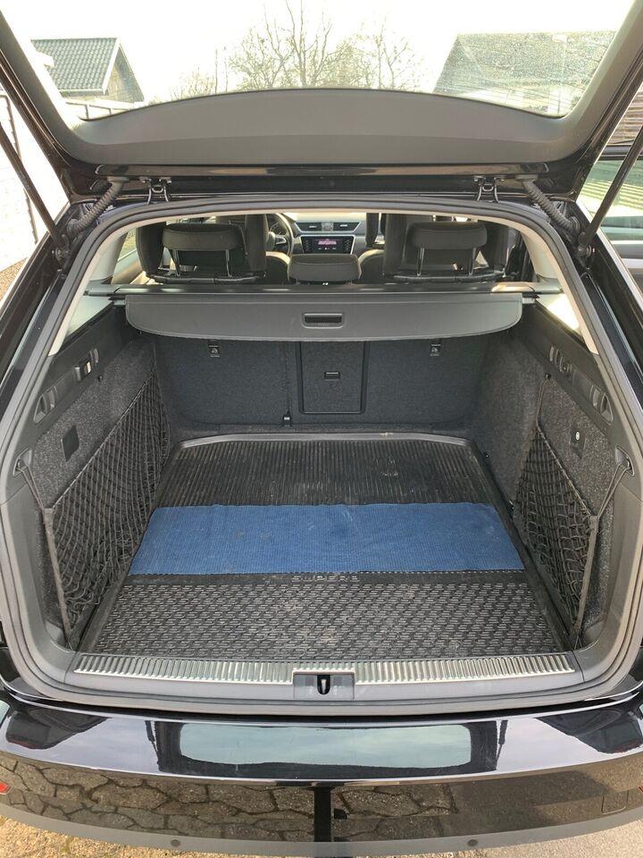 Skoda Superb, 1,4 TSi 150 Style Combi DSG, Benzin