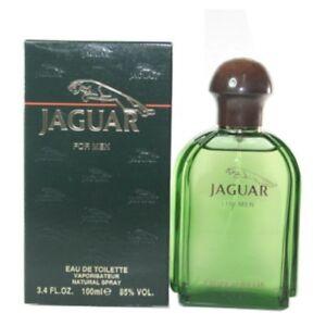 JAGUAR-by-Jaguar-3-4-oz-100ml-Eau-de-Toilette-Spray-Men-NIB-Classic-Formula