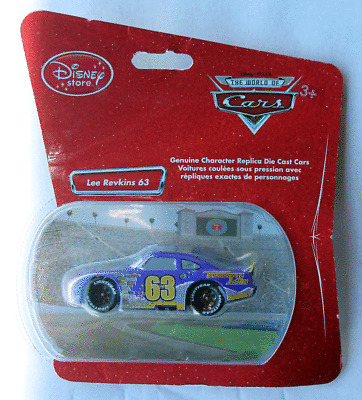 DISNEY CARS DIECAST Lee Revkins AKA Transberry Juice 2018 Card Combined Postage