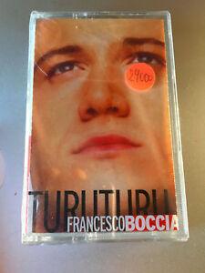 ITALY MC NEW Francesco Boccia turuturu (NO LP CD 14 - Italia - ITALY MC NEW Francesco Boccia turuturu (NO LP CD 14 - Italia