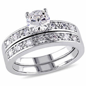 Sterling-Silver-White-Cubic-Zirconia-Bridal-Ring-Set