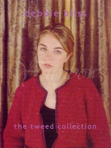Debbie Bliss Knitting Book :The Tweed Collection: New