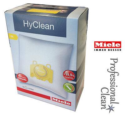 4 Sacchetto per aspirapolvere Miele GN Hyclean 3d per Miele S 5 Car Care