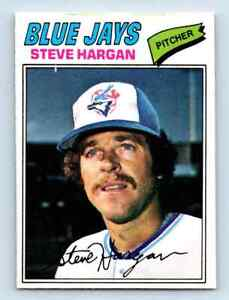 1977-O-Pee-Chee-Must-See-Condition-Steve-Hargan-247