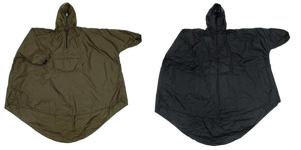 Snugpak 100% Impermeabile Enhanced Patrol Poncho,Walking,Escursionismo,Esterni