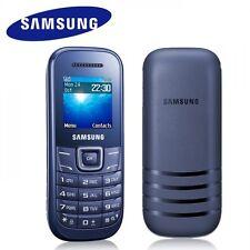 TELEFONO CELLULARE INDIGO BLUE SAMSUNG GT-E1200 KEYSTONE 2 GARANZIA NUOVO BLU