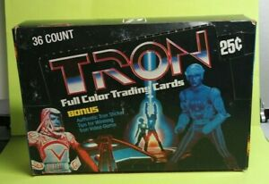 1982-Donruss-Tron-Full-Box-36-Packs-Original-Stock