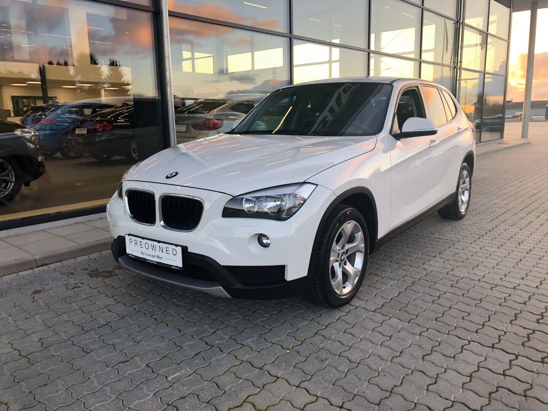 BMW X1 2,0 sDrive18d aut. 5d - 219.995 kr.