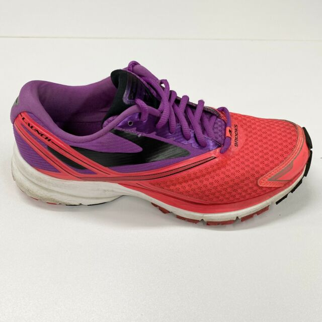 Pink Purple DNA Running Shoes 8469