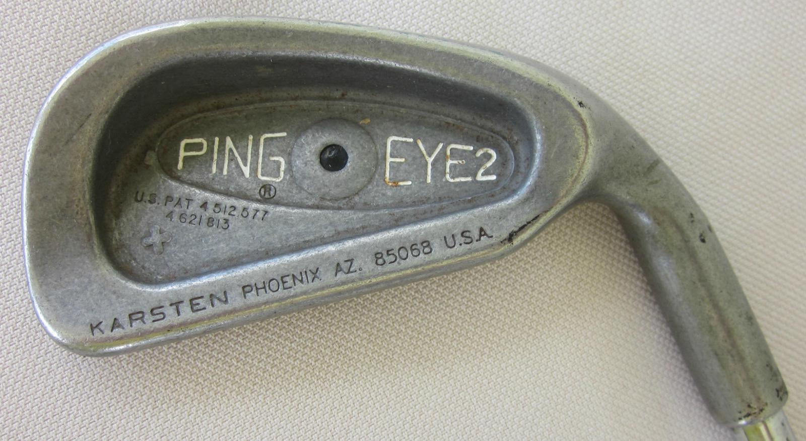 Ping Eye 2+ Punto Negro Hierro  2 Original ZZ Lite Eje De Acero  muchas sorpresas