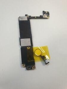 Placa base ORIGINAL y boton Home iPhone 7 128GB con fallo Baseband Resto OK
