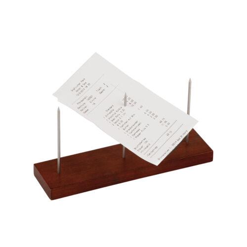 Paderno Spillone portascontrini legno