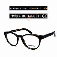 fb6e75e4d06 item 2 CHANEL 3237 c.714 Dark Tortoise 49 17 140 Eyeglasses Rx - Made in  Italy - New -CHANEL 3237 c.714 Dark Tortoise 49 17 140 Eyeglasses Rx - Made  in ...
