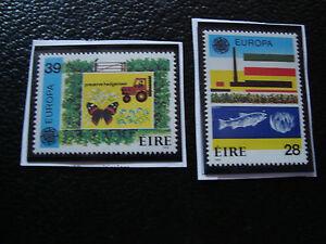Ireland-Stamp-Yvert-and-Tellier-N-592-593-N-A22-Stamp-Ireland