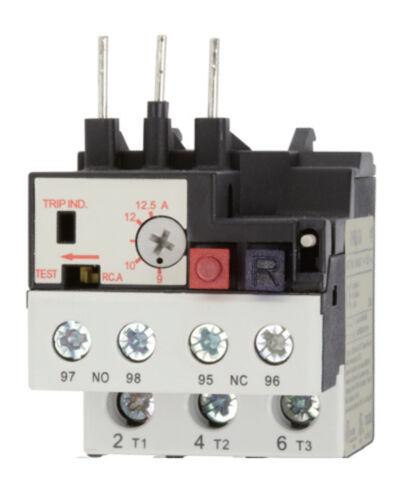 TECO RHU-10M1//3.5~4.8A Thermal Overload Relay 3 PE