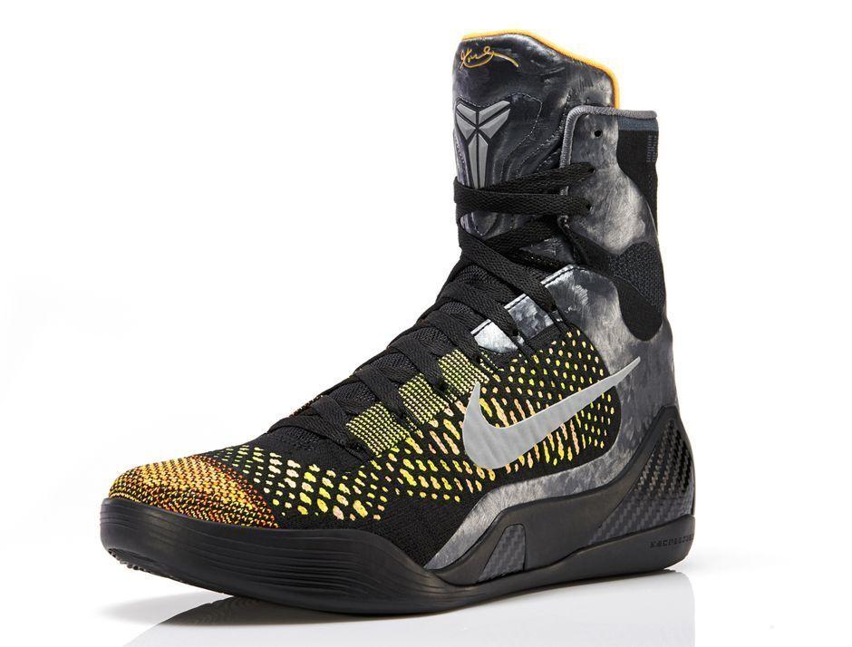 Nike Kobe 9 IX Elite Inspiration Size 13. 630847-004 jordan FTB what the bhm