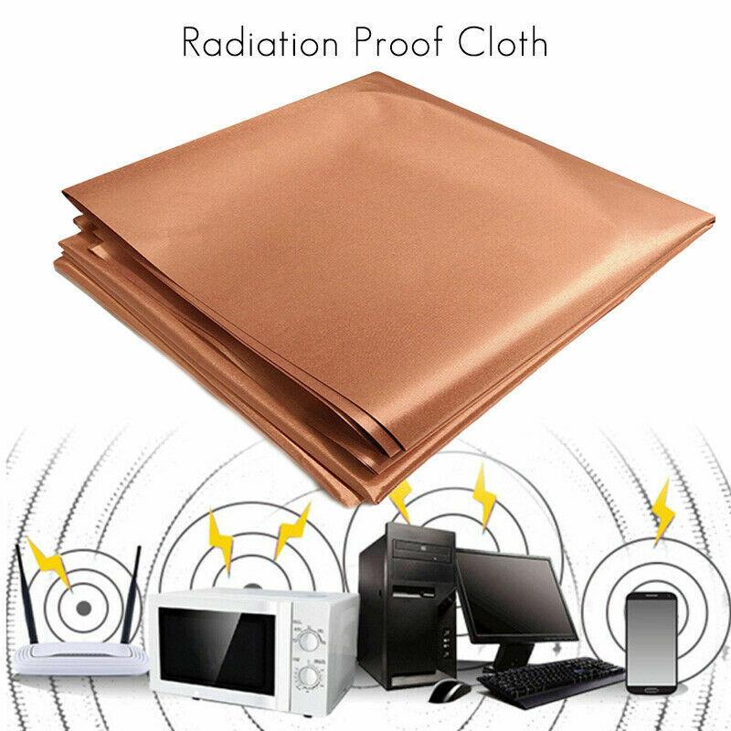 1 M Radiation Protection//Conductive//RFID//Signal Shielding//EMF Blocking Fabric AU