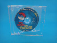 The Smurfs Mini DVD St. Smurf & The Dragon Papa Smurf Picture Disc Rare OOP