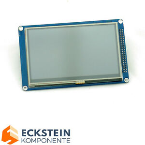 4-3-034-inch-MIT-Touchscreen-SSD1963-480-272-TFT-LCD-Display-fur-Arduino-CP11007