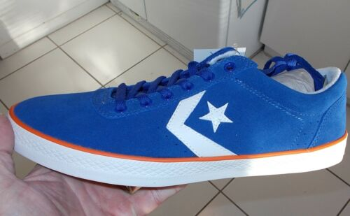 Converse ALL STAR Wells Ox Blue Men Walking Shoes SIZE 11 NEW IN BOX 136742C