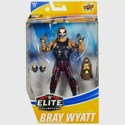WWE Mattel Elite Series 77-il mostro BRAY WYATT NUOVO E SIGILLATO Figura Wrestling