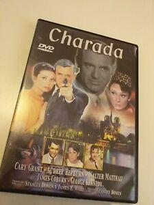 Dvd-CHARADA-CON-CARY-GRANT-Y-AUDREY-HEPBURN-precintado-nuevo