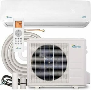 Senville 24000 BTU Mini Split Air Conditioner Ductless Heat Pump