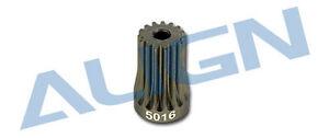 Align Trex 500 Motor Pinion Gear 16T H50063