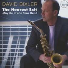 The nearest exit may be inside your head von David Bixler (2012)