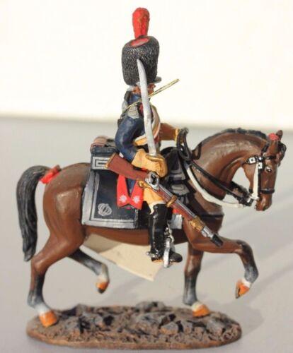 Reiter EMPIRE führen lackiert 1813-10 cm DEL PRADO Gendarm
