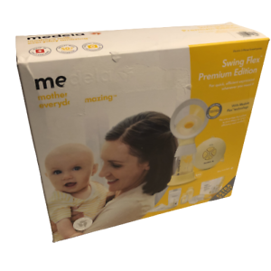 Medela Swing Flex Premium Edition Electric Breast Pump Set Electronic