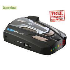 Cobra SPX5300 Laser Radar Detector with VG-2 Alert & Ultra Bright Data Display