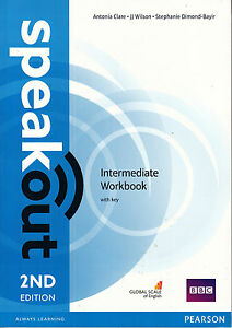Pearson speakout 2nd edition intermediate workbook with answer key image is loading pearson speakout 2nd edition intermediate workbook with answer fandeluxe Images